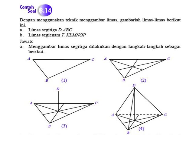 Matematika Bangun Ruang  YuniAMinhoos